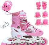 Kids LED /Light Flash Roller Skate Shoes