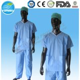 Disposable Scrub Suit, Patient Srcub Suit, SMS Scrub Suit