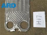 Apv H17 Plate Heat Exchanger Plate AISI304 316 Ti