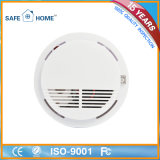 Conventional Wireless Photoelectric 10 Year Smoke Fire Alarm with Battery