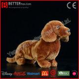 Gift Stuffed Plush Animal Dog Soft Dachshund Plush Dog Toy for Kids