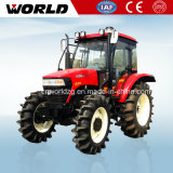110HP Agriculture Use 4 Wheel Drive Farm Tractor