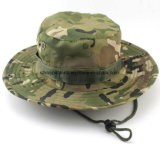 New Summer Bucket Safari Fishing Hiking Unisex Camo Hat (CPHC-7003X)