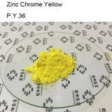 Zinc Chrome Yellow P. Y. 36