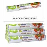 Eco-Friendly PE Plastic Stretch Cling Food Wrap Film