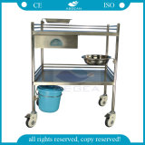 AG-Ss042D Ce & ISO Approved Medical Cart Equipment and Supply