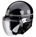 Full Face Black Color Motocross Safety Helmet