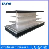 4 Side Open Fruit Display Refrigerator Cabinet