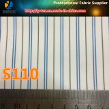 Light Blue Lining, Polyester Stripe Fabric for Lining (S99.110)