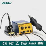 Yihua 902A Temperature Controlled 2 in 1 Soldering Rework Stations