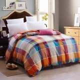 American Countryside Style King Brushed Cotton Printed Quilt Cover Sets