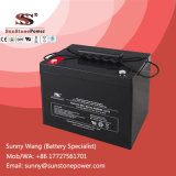 12V 70ah Deep Cycle AGM Battery for Solar & Wind System