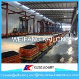 High Precision High Quality Mechanized Roller Type Vacuum Airproof Molding Line