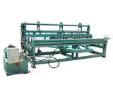 High Efficienlly Hydraulic Pressure Crimped Wire Mesh Weaving Machine