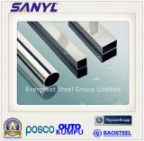 SUS 304 Stainless Steel Pipe for Door Jamb
