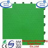 Protect Corrosion Interlocking Sports Flooring Tiles