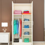 MDF Melamine Material Design Bedroom Furniture Wardrobe