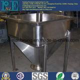 Custom High Precision Stainless Steel Hopper