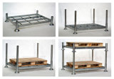 Movable and Stackable Pallet Storage Racking