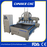 6 Heads 3D CNC Cutting Woodworking Router for MDF Cutting