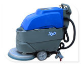 Hand Push Floor Scrubber for Industrial and Commercial