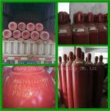 Industrial Grade Steel Cylinder Helium Gas-ISO9809