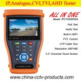 4.3 Inch Touch Screen All-in-One Camera Tester CCTV Monitor (IPCT4300HDA)
