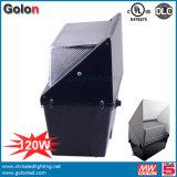 UL Dlc Approval 120W LED Wall Pack 5 Years Warranty 90W 60W 40W Outdoor Wall Pack Light