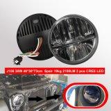 7′′ LED Car Headlight for Jeep Wrangler Hummer