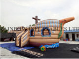 High Quality Inflatable Pirate Boat