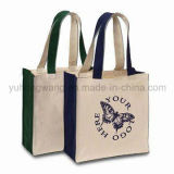 Promotional Canvas Tote Bag, Cotton Shopping Bag