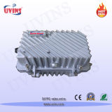 CATV Optical Node AGC Outdoor Receiver with 2 Output with Return Path