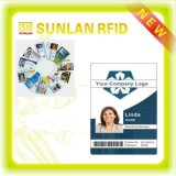 125kHz PVC RFID Contactless ID Card for School Student