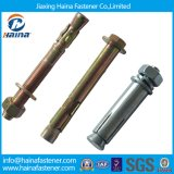 High Quality Fastener Carbon Steel Zinc Plated Expansion Anchor Bolts/ Anchor Bolt for Concrete
