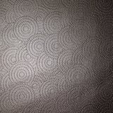 DOT Embossed Classical Wall Paper Leather for Hotel Decoration