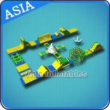 Adults Inflatable Floating Water Park, Aqua Park Equipment, Sea Amusement Park