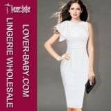 Celebrity High Quality Ladies Party Dress (L36056-1)