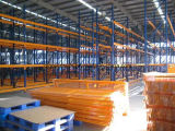 Massive Plate-Type Heavy Duty Pallet Racking System Price