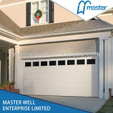 Wholesale Overhead Galvanized Steel PU Foaming Insulated Garage Doors