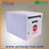 Outdoor Waterproof Two Door Mailbox (PWD-241)