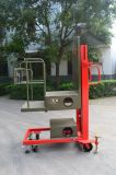 Th Semi Electric Order Picker with SGS Certificate