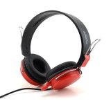 PC Headband Headphone Short Microphone
