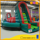 Inflatable Wipe out Obstalce Sport Gamese for Amusement Park