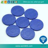 High Frequency ABS S50 Smart Coin Token Card