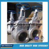 ANSI Industrial Flanged Stainless Steel Rising Stem Gate Valve