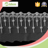 10cm Free Sample Avaliable Decorative Guipure Organza Lace