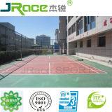 Cushion Effection Tennis Court