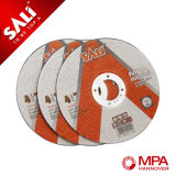 4 Inch Resin Bond Abrasive Cutting Disc for Stainless Steel and Inox