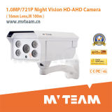 Mvteam LED Array 1080P Full HD Ahd Camera Bullet Camera
