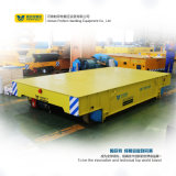 Heavy Load Battery Operated Die Transport Cart on Rail